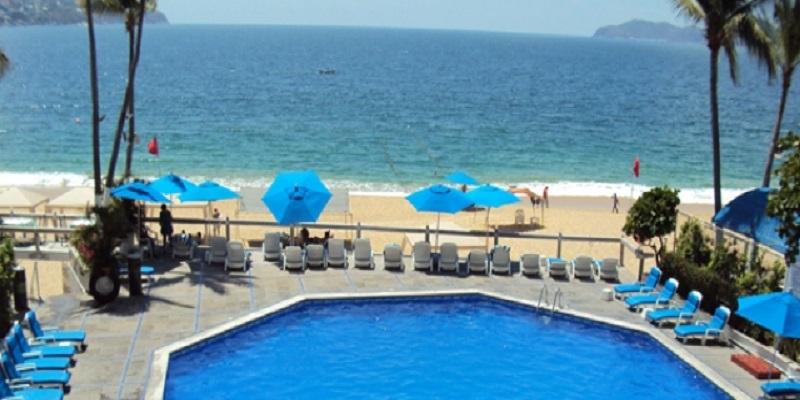 Muere turista ahogado en playa de Acapulco