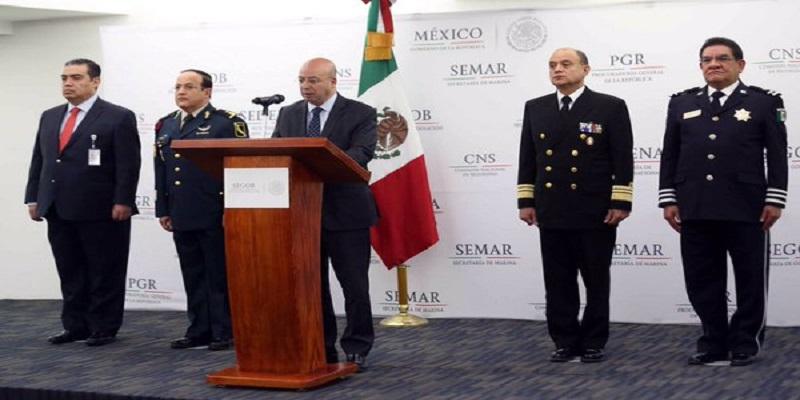 Dos grupos delictivos buscan retomar el control de Guerrero: CNSP