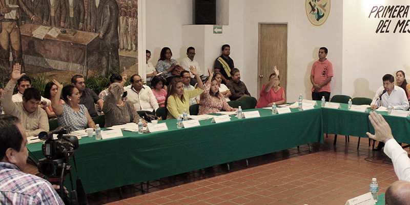 Sin discusión, aprueba Cabildo de Acapulco Plan Municipal de Desarrollo