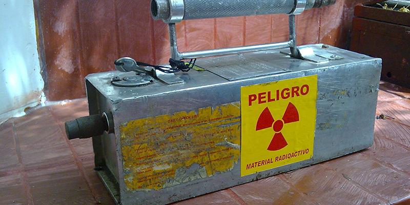 Roban equipo radioactivo en Querétaro; PC pide ayuda para localizarlo