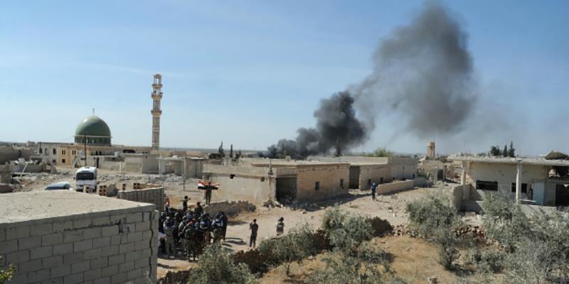 Oposición siria denuncia escalada de ofensiva contra civiles