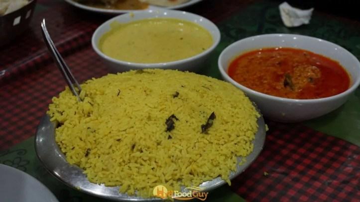 Khichdi Khatta kheema hyderabadi breakfast