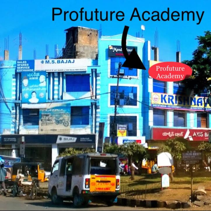 ielts coaching in chandrayangutta profuture academy
