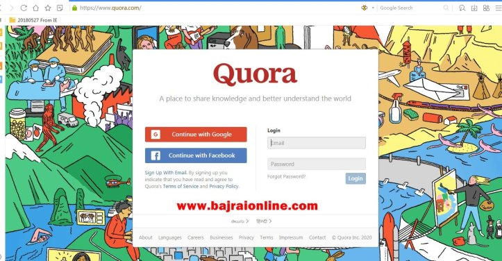 How to Make Account on Quora