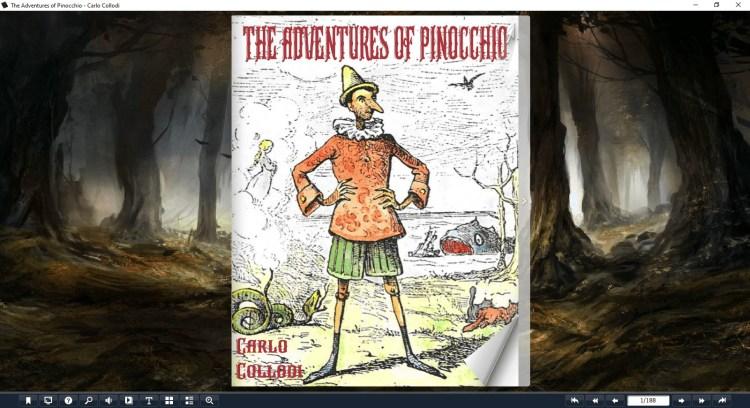 the adventures of pinocchio pdf