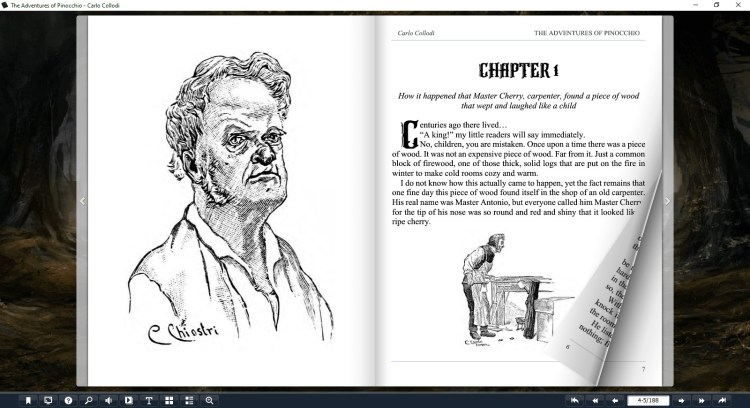 the adventures of pinocchio pdf download