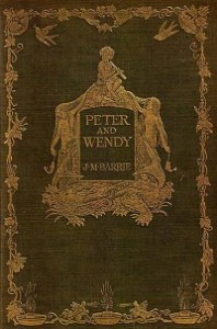 Peter Pan and Wendy - James Matthew Barrie