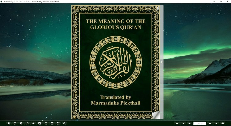 english translation of the quran pdf