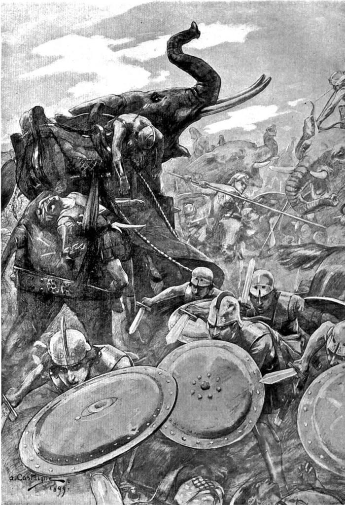 Alexander The Great Pdf Summary