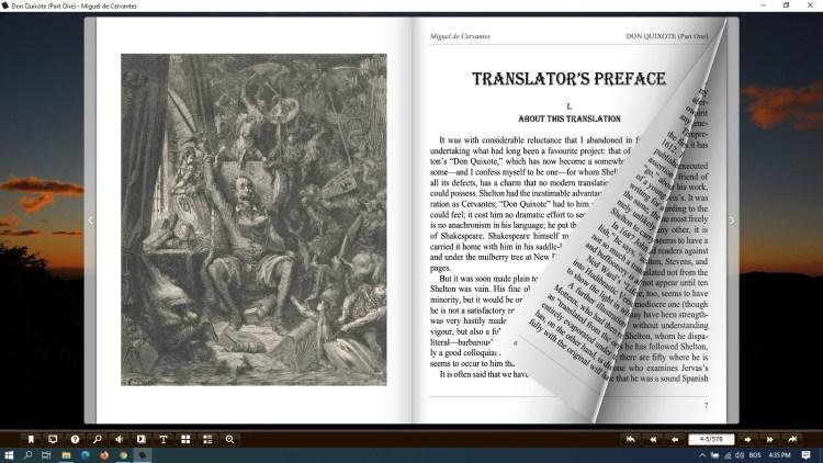 don quixote pdf - part one