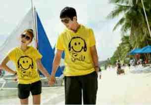 Smile Topi Kuning - 125.000