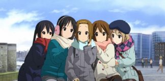 K-On! Movie BD Sub indo