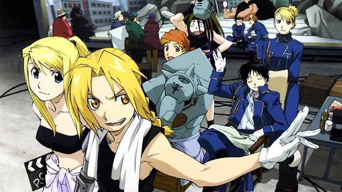 Fullmetal Alchemist: Brotherhood BD (2009) Subtitle Indonesia