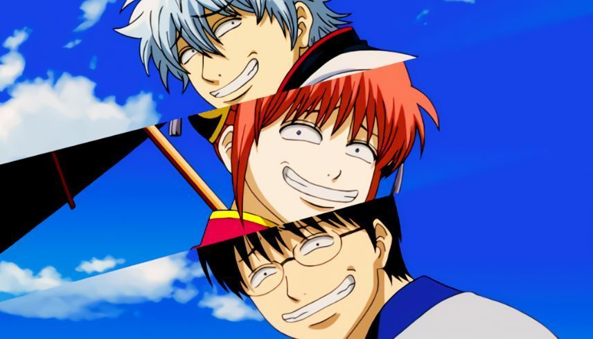 Gintama (Season-1-3) BD Season