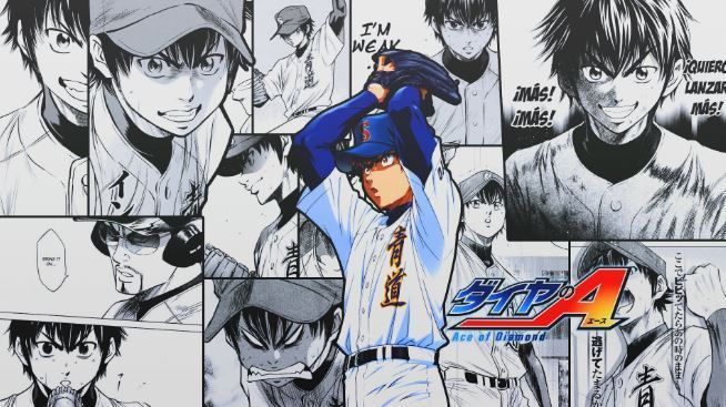 Diamond no Ace Subtitle Indonesia