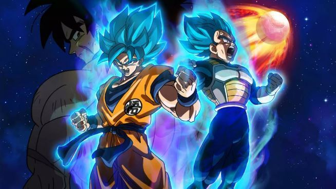 Dragon Ball Super Movie: Broly Subtitle Indonesia
