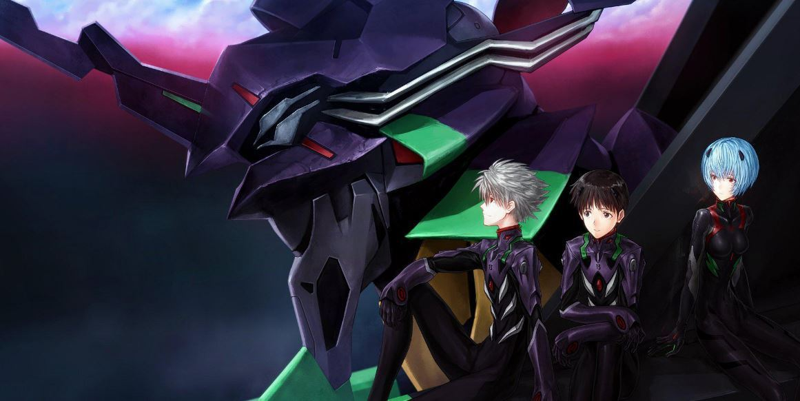 Evangelion: 3.0 You Can (Not) Redo Subtitle Indonesia