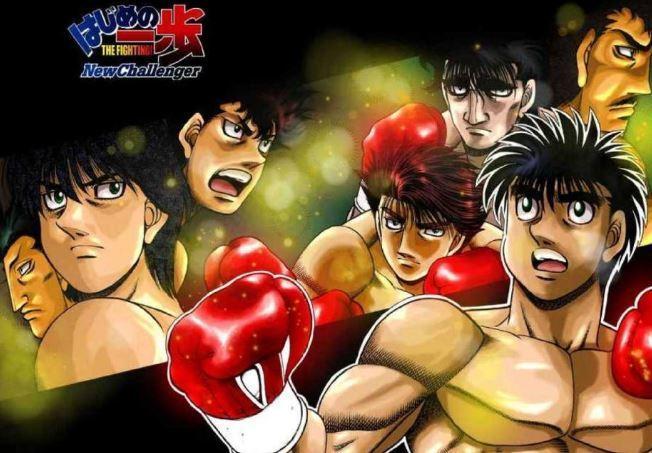 Hajime no Ippo: New Challenger BD Subtitle Indonesia