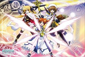 Mahou Shoujo Lyrical Nanoha: The Movie 2nd A's BD Subtitle Indonesia