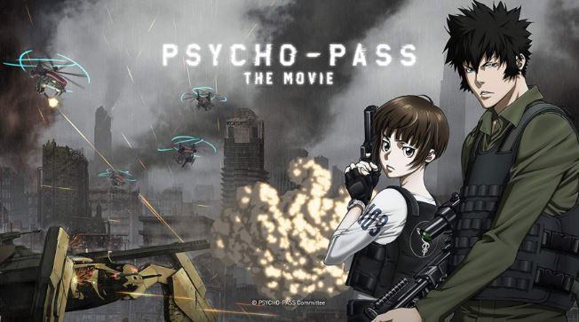 Psycho-Pass Movie Subtitle Indonesia