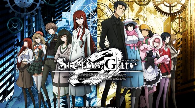 Steins;Gate 0 (Zero) BD Subtitle Indonesia