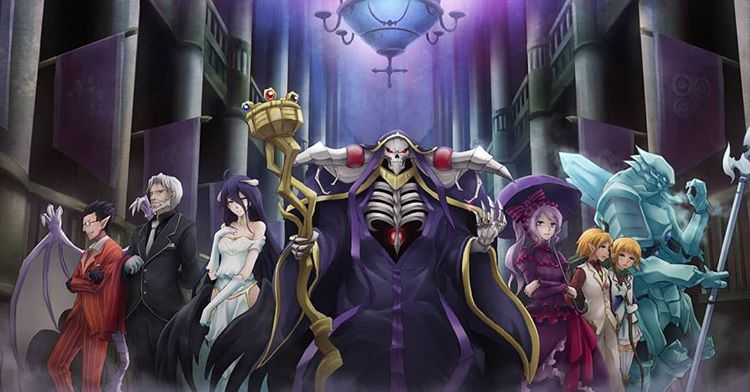 Overlord BD Subtitle Indonesia