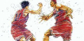 Slam Dunk: Hoero Basketman-damashii! Hanamichi to Rukawa no Atsuki Natsu Subtitle Indonesia