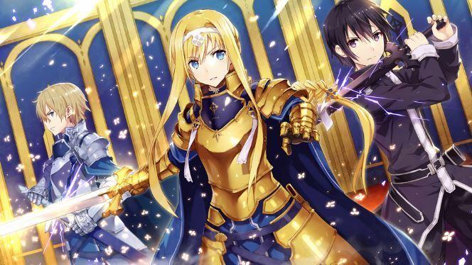 Sword Art Online III: Alicization Subtitle Indonesia
