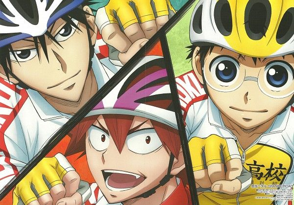 Yowamushi Pedal Movie BD Subtitle Indonesia