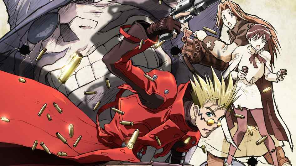 Trigun: Badlands Rumble BD Subtitle Indonesia