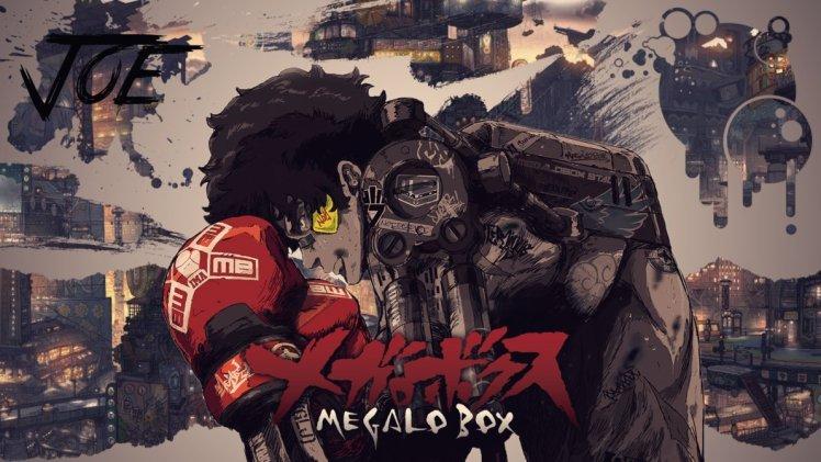 Megalo Box BD Subtitle Indonesia