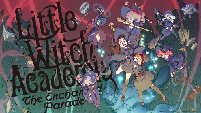 Little Witch Academia: Mahoujikake no Parade BD Subtitle Indonesia
