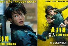 Ajin: Demi-Human Live Action Subtitle Indonesia