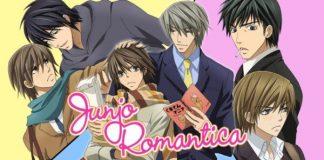 Junjou Romantica Subtitle Indonesia