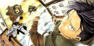 Manga Shingeki no Kyojin Bahasa Indonesia