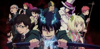 Ao no Exorcist BD Subtitle Indonesia