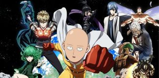 One Punch Man Season 2 x265 Subtitle Indonesia