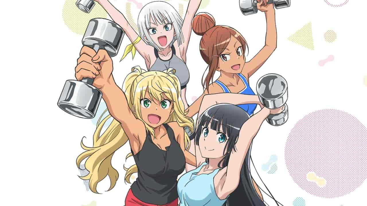 Dumbbell Nan Kilo Moteru x265 Subtitle Indonesia
