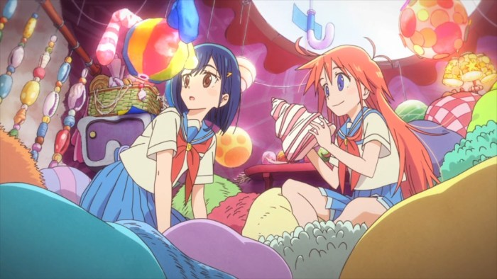 Flip Flappers Subtitle Indonesia