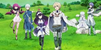Infinite Dendrogram x265 Subtitle Indonesia