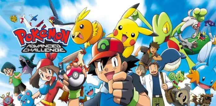 Pokemon Advanced Generation BD Subtitle Indonesia