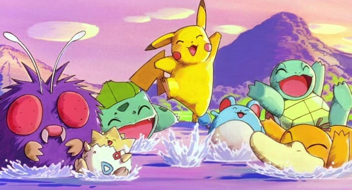Pokemon: The Origin BD Subtitle Indonesia