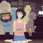 Momo e no Tegami (Movie) BD Subtitle Indonesia