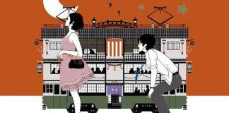 Yoru wa Mijikashi Arukeyo Otome (Movie) BD Subtitle Indonesia