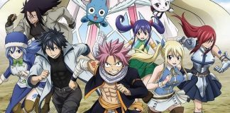 Fairy Tail BD (Episode 1-328) Subtitle Indonesia