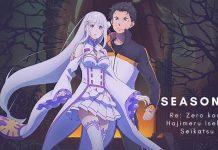 ReZero kara Hajimeru Isekai Seikatsu Season 2