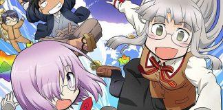 FateGrand Order Himuro no Tenchi - 7-nin no Saikyou Ijin-hen Subtitle Indonesia