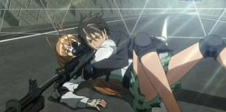 Highschool of the Dead BD x265 Subtitle Indonesia