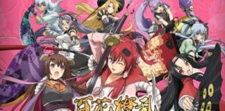 Hyakka Ryouran Samurai Girls BD Subtitle Indonesia