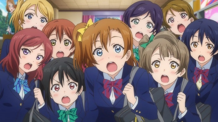 Love Live! School Idol Project BD x265 Subtitle Indonesia